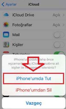 iphone numaralarım gözükmüyor geri getirme, iphone numaralar gelmiyor, iphone numaralar görünmüyor, iphone rehber kendiliğinden silindi, iphone rehber kurtarma, iphone silinen numarayı geri getirme
