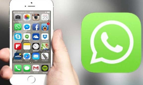iphone whatsapp konuşmayı yedekleme