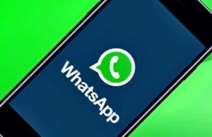 WhatsApp hesap bilgilerini talep edemiyorum