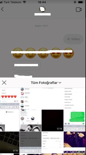 instagram dm fotoğraf gönderemiyorum gitmiyor, dm den resim gönderme, instagram mesajda resim gönderme, instagam mesajda foto gönderme, instagram dm den foto gitmiyor, instagram mesajda resim gitmiyor
