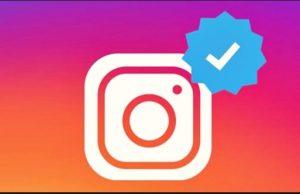 instagram doğrulama talebi için başvurma
