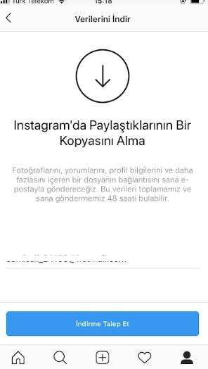 instagram yedekleme alma indirme, yedek alma, yedek indirme, instagram yedek alma, instagram yedek indirme, instagram yedek nasıl alınır
