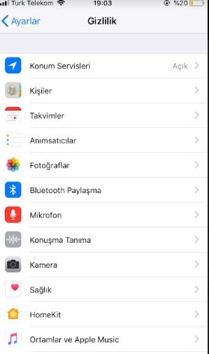 iphone konum servisleri açılmıyor çalışmıyor, konum servisi açılmıyor, konum paylaşmıyor, iphone uygulama konum paylaşmıyor, iphone konum servisi açılmıyor, iphone konum servisi açma