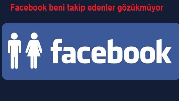 facebook takip ettiklerin