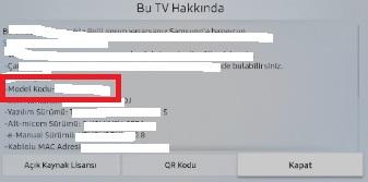 Samsung smart tv seri numarası öğrenme, smart tv seri no, samsung tv seri numarası, samsung smart tv model numarası, samsung tv model, samsung smart tv model öğrenme