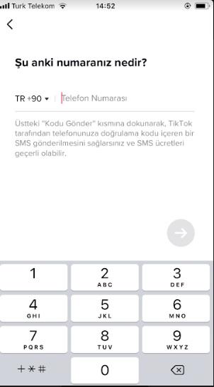 Tik tok telefon numarası ekleme değiştirme, tik tok numara değiştirme, tik tok numara kaldırma, tik tok numara ekleme, tik tok numara değişmiyor, tik tok numara eklenmiyor