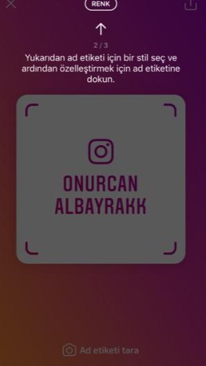 instagram ad etiketi tarama taranmıyor, instagram ad etiketi tarama, instagram ad etiketi taranmıyor, instagram ad etiketi bulunamadı, instagram ad etiketi bulunmuyor, instagram ad etiketi tarama nasıl yapılır