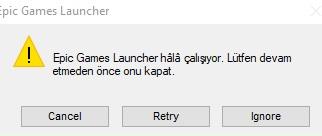 Epic games launcher kaldıramıyorum, epic games silinmiyor, epic games kalkmıyor, epic games launcher silinmiyor, epic games nasıl silinir, epic games kaldırma