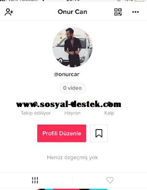 Tik tok profil düzenlenmiyor değişmiyor, profil düzenlenmiyor, profil değişmiyor, tik tok kullanıcı adı değiştirme, tik tok profil düzenleme, tik tok ismini değiştirme