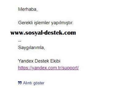Yandex mail göndermiyor gelmiyor, yandex mail alamıyorum, yandex mail gitmiyor, yandex mail gönderilmiyor, yandex mail sorunu, yandex mail gelmiyor