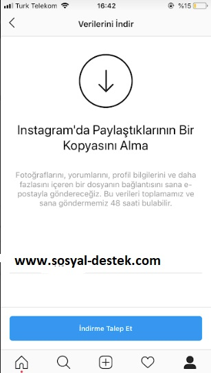 instagram veri indirme nerede gözükmüyor, instagram veri indirme, instagram veri indirme yok, instagram veri indirmeyi bulamıyorum, instagram veri indirme gözükmüyor, instagram veri indirme bende yok