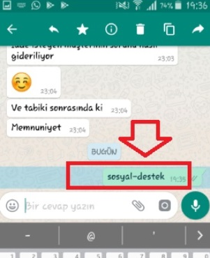 WhatsApp'ta silinen mesajları okuma yöntemi [Nasıl yapılır?]