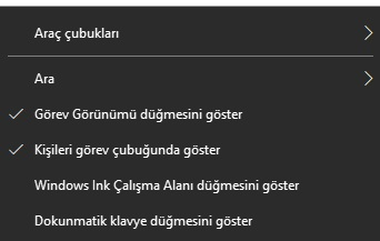 Windows 10 zaman çizelgesi gözükmesin, windows 10 zaman çizelgesi çıkmasın, windows 10 zaman çizelgesi gelmesin, windows 10 zaman çizelgesini kapatma, windows 10 zaman çizelgesi gitmiyor