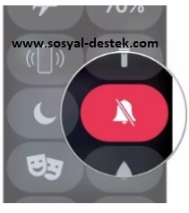 Apple watch zil sesi kapatma kapanmıyor, apple watch sessize alma, apple watch sessiz mod, apple watch sessize nasıl alınır, apple watch zil sesini kapatma, apple watch zil sesi nasıl kapatılır