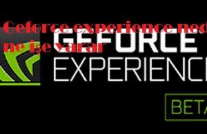 Geforce experience nedir ne işe yarar