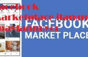 Facebook Marketplace ilanım onaylanmıyor