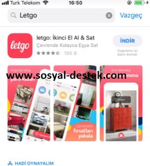 Letgo ilanlar görünmüyor çıkmıyor, letgo ilanlar nerede, letgo ilanlar bende yok, letgo ilanlar gözükmüyor, letgo ilan sorunu, letgo ilanları bulamıyorum