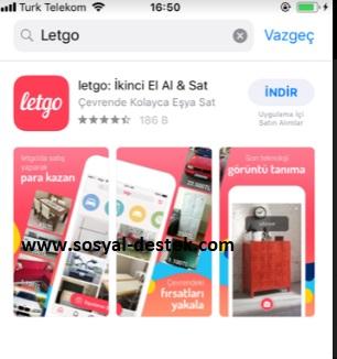 Letgo nedir ne işe yarar nasıl kullanılır, letgo nedir, letgo ne işe yarar, letgo ücretlimi, letgo paralı mı, letgo nasıl kullanılır