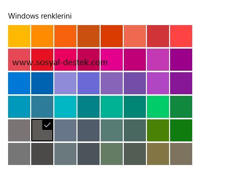 Windows 10 görev çubuğu rengi ayarlanmıyor, windows 10 görev çubuğu rengini değiştirme, windows 10 görev çubuğu rengi değişmiyor, windows 10 görev çubuğu renk ayarları, görev çubuğu rengi, görev çubuğu renk değişmiyor