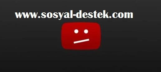 Youtube video kaldırıldı ihlal uyarısı veriyor, youtube yüklediğim video yok, youtube videom kaldırıldı, youtube videom neden kaldırılıyor, youtube video hizmet şartları nedeniyle kaldırıldı, youtube hizmet şartları