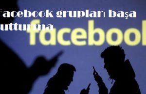 Facebook tüm grupları takipten çıkma