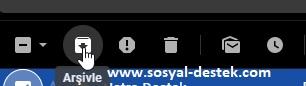 Gmail arşivlediğim mesajlar gözükmüyor nerede, gmail arşiv nerede, gmail arşivlenen mailler nerede, gmail arşivlenen mesajı bulamıyorum, gmail arşiv yok, gmail arşivi göremiyorum