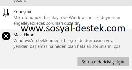Windows 10 sorun gidermeyi çalıştırma, windows 10 sorun gider, windows 10 sorun gideri bulamıyorum, windows 10 sorun gidermeyi çalıştırma yok, windows 10 sorun gider nerede, bilgisayarda sorun gidermeyi çalıştırma