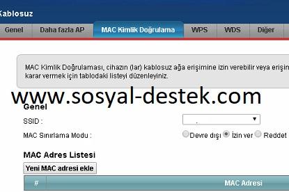 Zyxel mac filtreleme yapmak istiyorum, zyxel mac filtreleme, zyxel mac adresi, zyxel mac girme, zyxel mac ayarları, zyxel mac filtreleme nerede