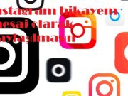 instagram hikayem mesaj olarak paylaşılmasın