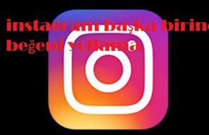 instagram başka birine beğeni yollama