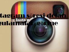 instagram süresi dolan uygulamaları görme