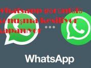 Whatsapp görüntülü konuşma kesiliyor kapanıyor