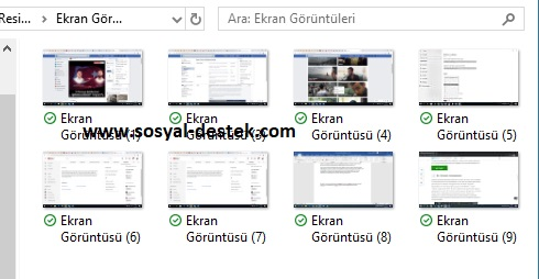 Windows 10 ekran görüntüsü alma çekme, windows 10 ekran resmi alma, windows 10 ekran resmi çekme, windows 10 ekran görüntüsü nereye kaydedilir, ekran resmi nereye kaydediliyor