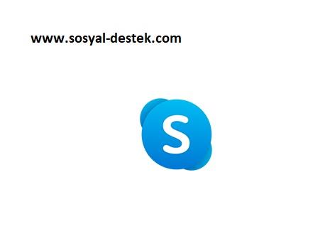 Skype hesabıma giremiyorum açılmıyor