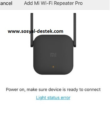 Xiaomi mi wiFi pro repeater Kurulum