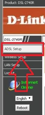 DSL-2740R