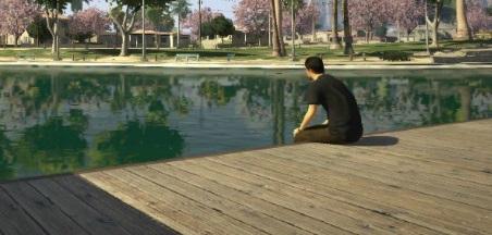 GTA 5 karakter gözükmüyor harita ve yollar yok