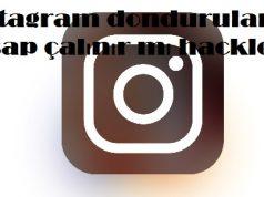 instagram dondurulan hesap çalınır mı hacklenir mi