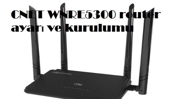 CNET WNRE5300