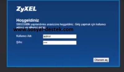 Zyxel SBG3300N