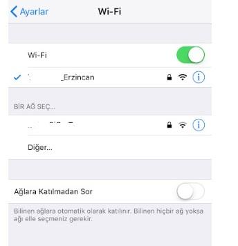 tinder wifiden girilmiyor