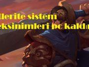 Battlerite sistem gereksinimleri pc kaldırır mı