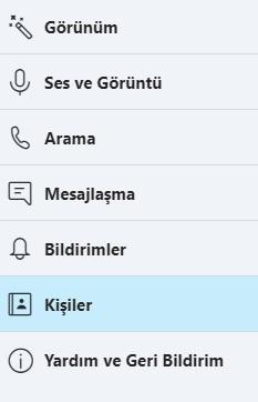 Skype engeli kaldırma