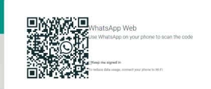 Whatsapp Web QR kodu taramıyor ve okumuyor