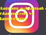 instagram açıklamalı alt yazılar nerede ve bulamıyorum
