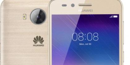 Huawei Y3II format atma ve sıfırlama