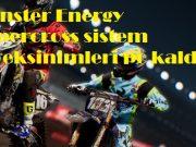 Monster Energy Supercross sistem gereksinimleri pc kaldırır mı