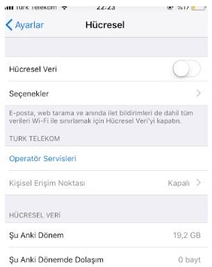 Mobilden Telegram açılmıyor