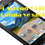 Huawei Ascend Y530 format atma ve sıfırlama