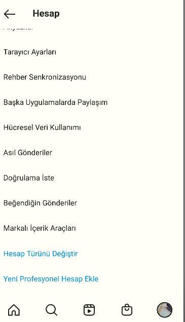 instagram müziklerde Türkçe müzik yok